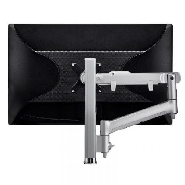 Atdec Awm Single Monitor Arm - Silver (AWMS-D40F-S)