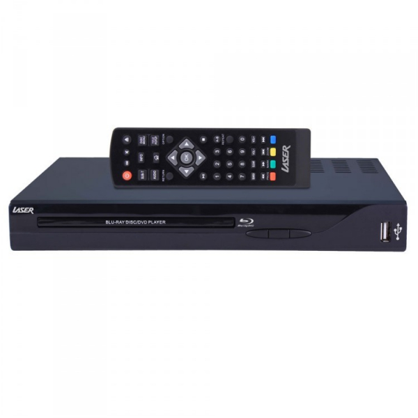 LASER Blu-ray Player Multi Region Hdmi Digital BLU-BD3000