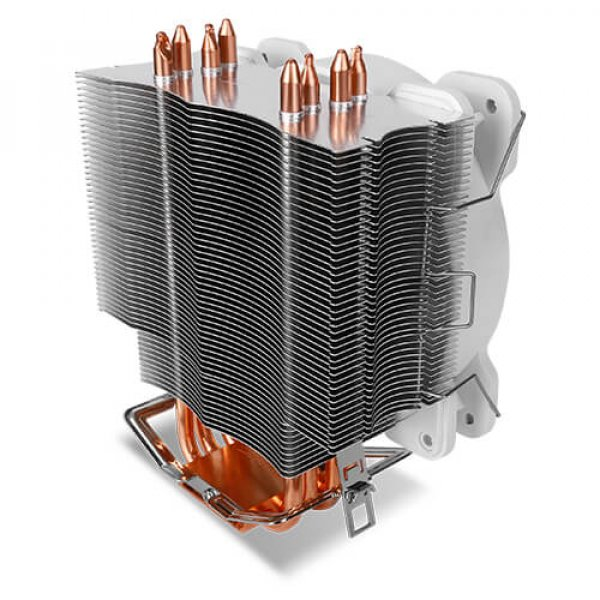 Antec White CPU Air Cooler (C400 GLACIAL)