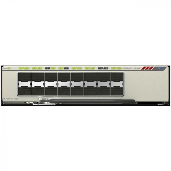 CISCO Catalyst 6880-x Multirateportcard (xl C6880-X-16P10G
