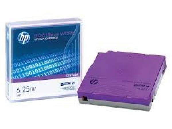 HP Lto6 Ultrium Ultrium 2.5tb/6.25tb Worm Data C7976W