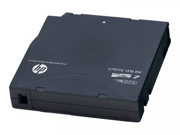 HP Data Cartridge Lto7 Ultrium 15 Tb Rw Custom C7977AC