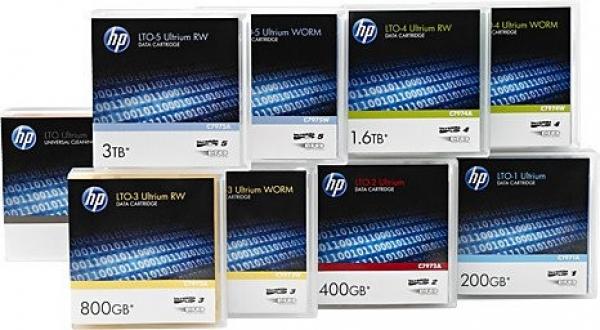 HP Data Cartridge Lto7 Ultrium 15 Tb Worm C7977WL