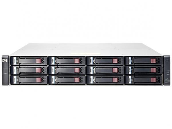 HP Msa2040 8prt Sas 6/12gb Cntr(2) Lff(0/12) C8S54A