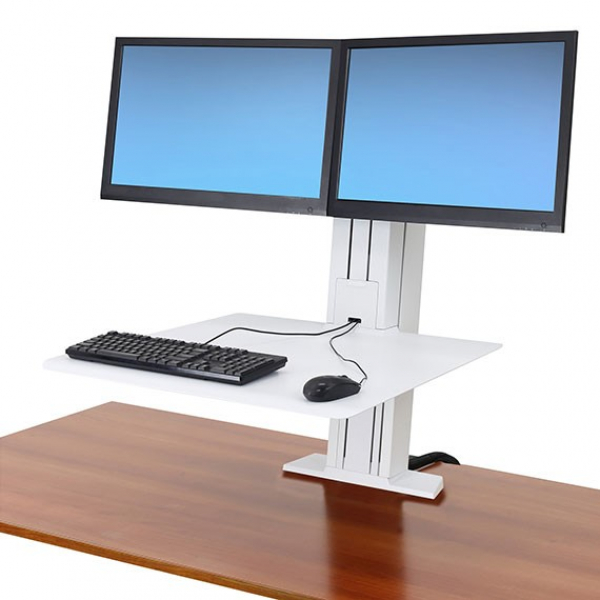 ERGOTRON Workfit-sr Dual Monitor 33-407-062