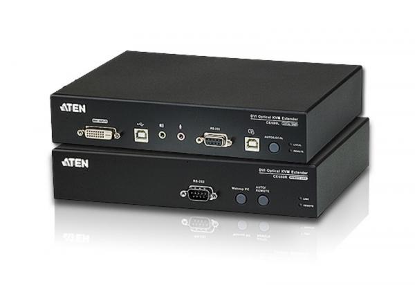 ATEN Dvi Optical Kvm Extender CE680-AT-U