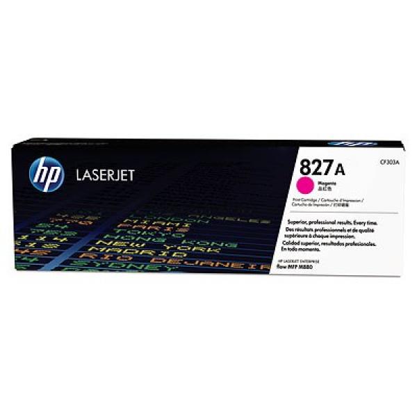 HP 827a Magenta Laserjet Toner 32k CF303A