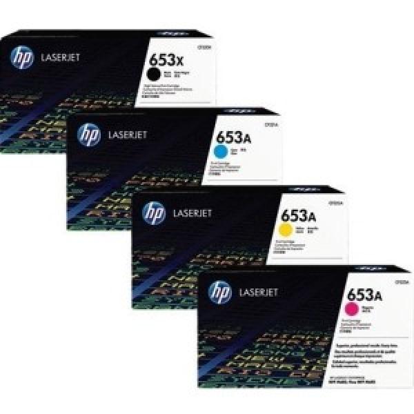 HP 653x Black Laserjet Toner CF320X