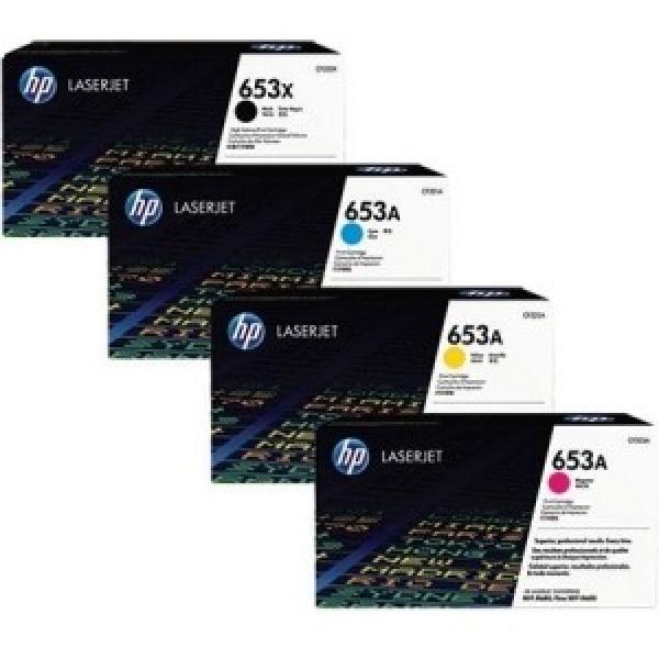 HP 653a Magenta Laserjet Toner CF323A