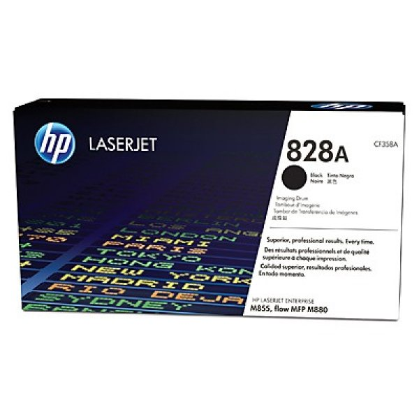 HP 828a Black Laserjet Drum For CF358A