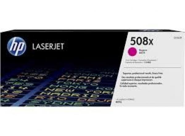 HP 508x Magenta Laserjet Toner CF363X