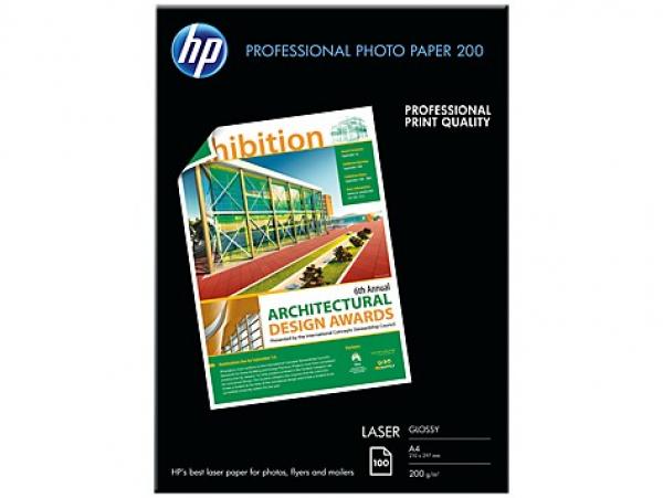 HP Prof Laser Paper Gls A4 100 CG966A