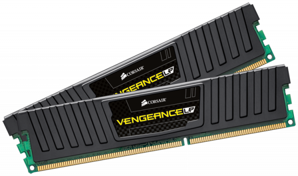CORSAIR 16gb (2x8gb) Ddr3 1600mhz Vengeance Low CML16GX3M2A1600C9