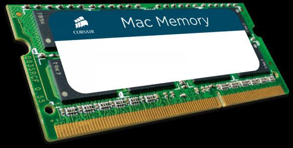 CORSAIR 8gb (1x8gb) Ddr3 1600mhz Apple Mac CMSA8GX3M1A1600C11