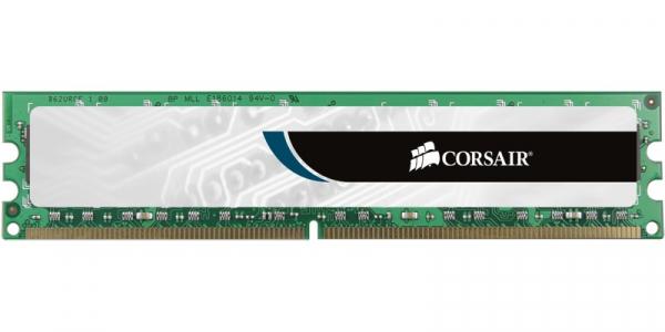 CORSAIR 4gb (1x4gb) Ddr3 1333mhz Value Select CMV4GX3M1A1333C9