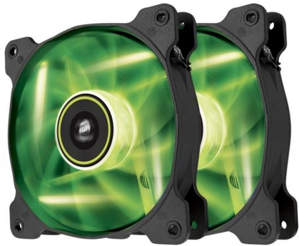 CORSAIR Sp 140mm Fan With Green Led High CO-9050037-WW