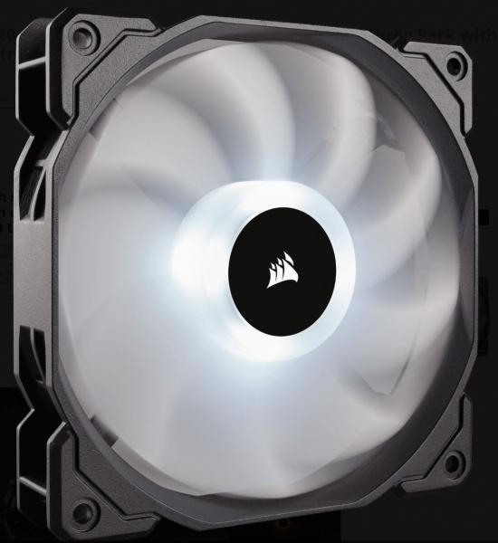 CORSAIR Static Pressure 120mm Rgb Led Fan 3 CO-9050061-WW