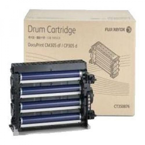FUJI XEROX PRINTERS Drum Cartridge Kit (kcmy) CT350983