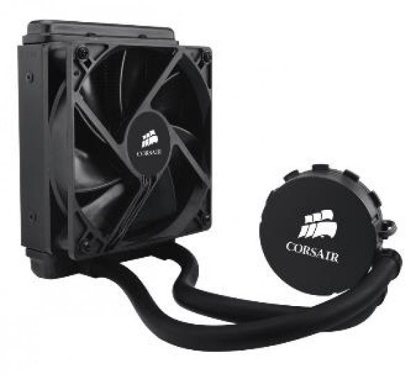 CORSAIR H55 120mm Liquid Cpu Cooler Skylake CW-9060010-WW