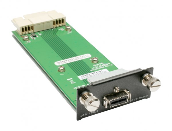 D-LINK 1-port 10-gigabit Cx4 Module For DEM-410CX
