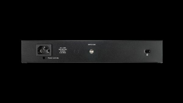 D-LINK 24-Port 10/100/1000 Rackmountable (DGS-1024D)