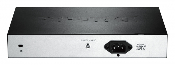 D-LINK 16-Port Websmart Switch Gigabit - (DGS-1210-20)