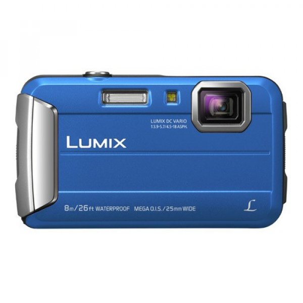 PANASONIC Lumix Ft30 16.1mp Blue DMC-FT30GN-A