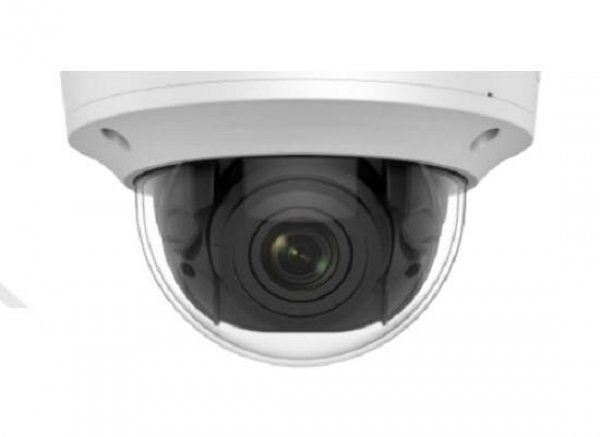 Hikvision 8mp Outdoor Motorised Vari-Focal Dome H.265+ 30m (DS-2CD2785FWD-IZS)