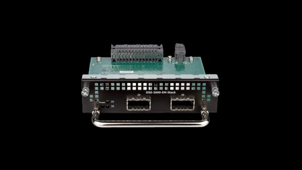 D-LINK 2-Port 120G CXP Stacking Module For (DXS-3600-EM-STACK)