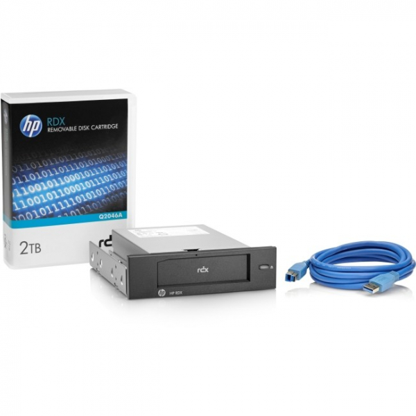 HP Rdx 2tb Usb3.0 Internal Disk Backup E7X52A