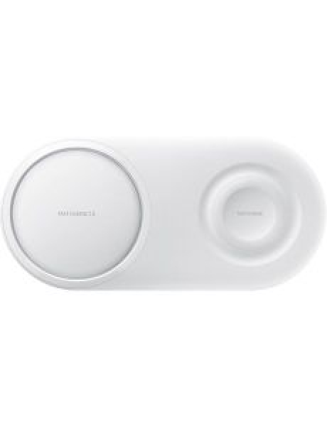 Samsung Wireless Charger Duo Pad White (EP-P5200TWEGAU)