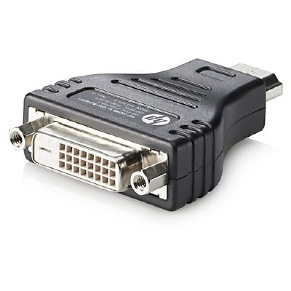 HP Hdmi To Dvi Adapter - F5A28AA