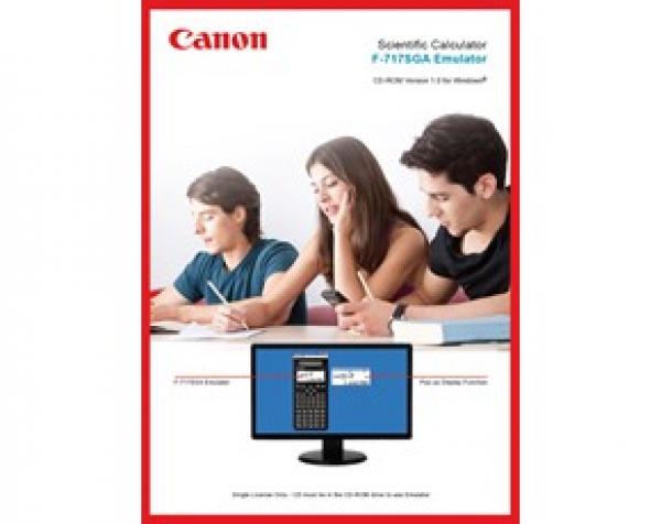 CANON - F717sga Education Teaching Tool - F717EMUL