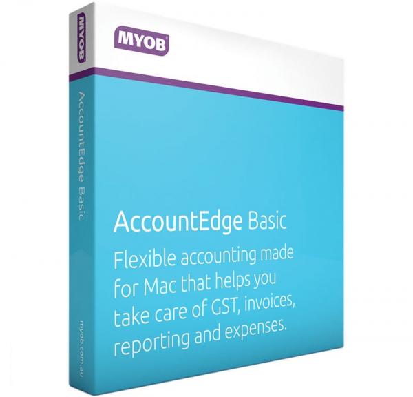 MYOB Accountedge FEFUL-RET-AU