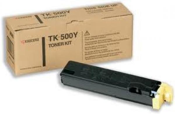 KYOCERA Fs-c5016n Yellow Toner Kit (8000 Pages 370PD3KA