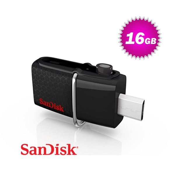SANDISK Sddd2-016g Otg-16g Ultra Dual Usb FUSSAN16GSDDD2