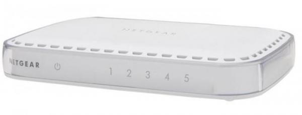 NETGEAR Gs605 5port Gigabit Desktop Switch GS605AU