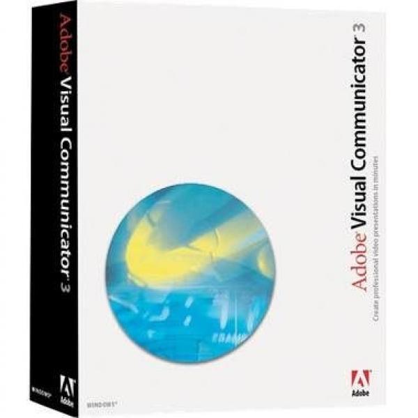 ADOBE Visual Communicator 3 Windows Dvd - 38040173