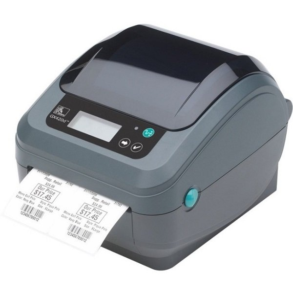ZEBRA Gx420d 4in Desktop Direct Thermal Printer GX42-2025P0-000