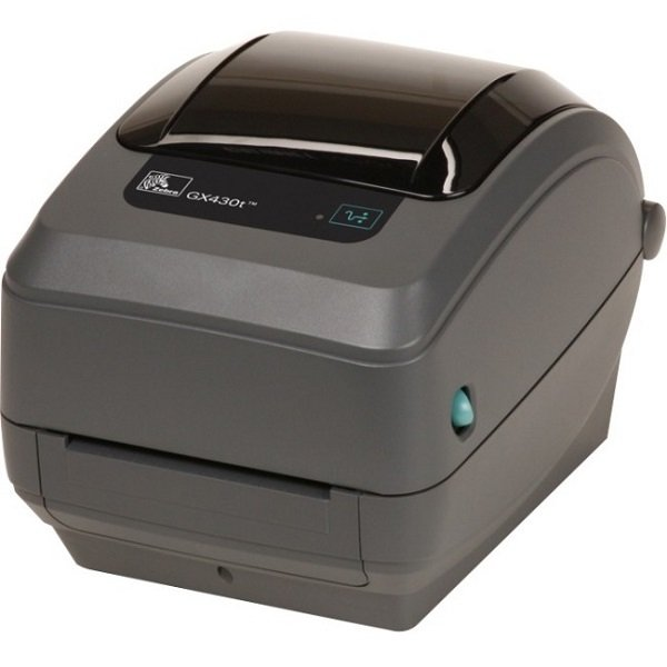 ZEBRA Gx430t Desktop Thermal Transfer GX43-1024P0-000