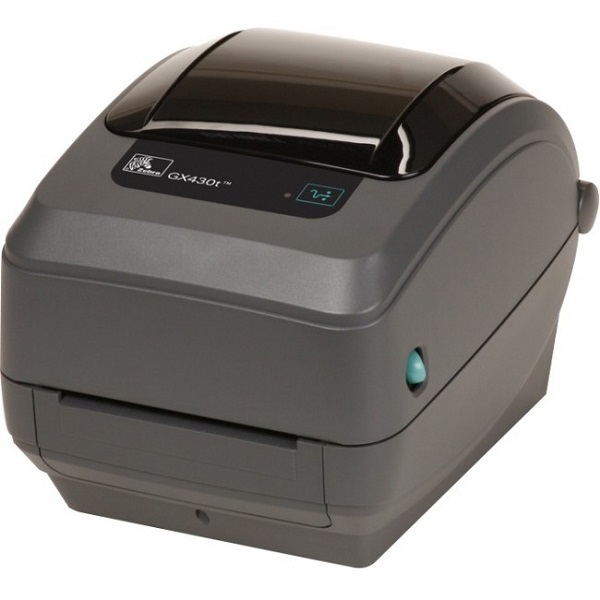 ZEBRA Gx430t 4in Desktop Thermal Transfer GX43-1025P2-000