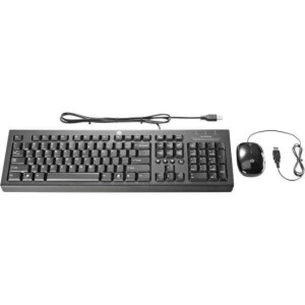HP Usb Essential Keyboard And H6L29AA