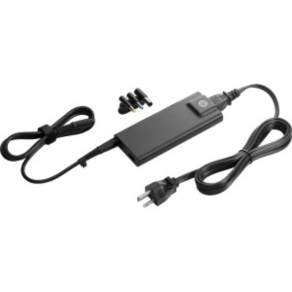 HP 90w Slim AC Adapter USB with Connectors H6Y83AA