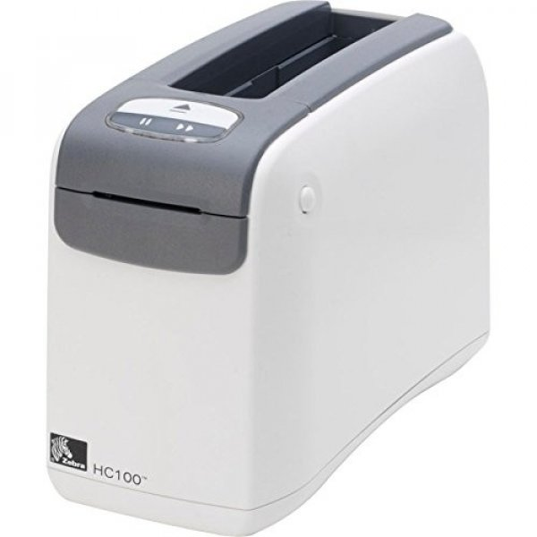 ZEBRA Hc100 Wristband Direct Thermal Printer HC100-300P-1100