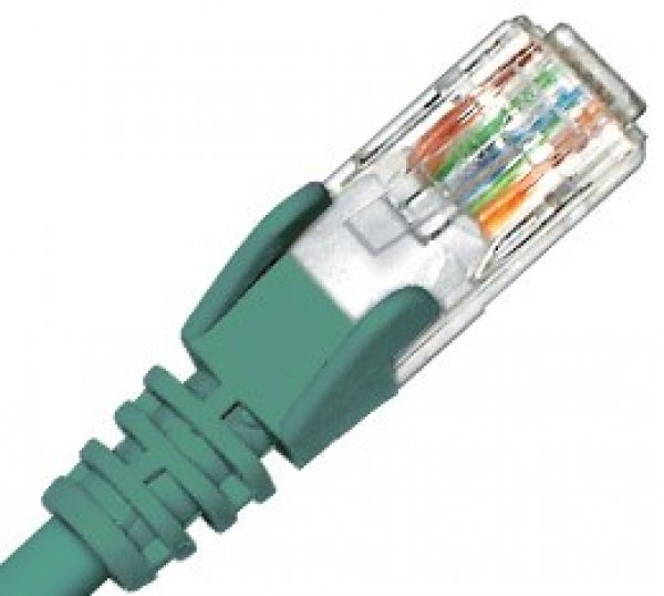 HYPERTEC ZYLAX Cat6 Green Patch Lead HCAT6GN3