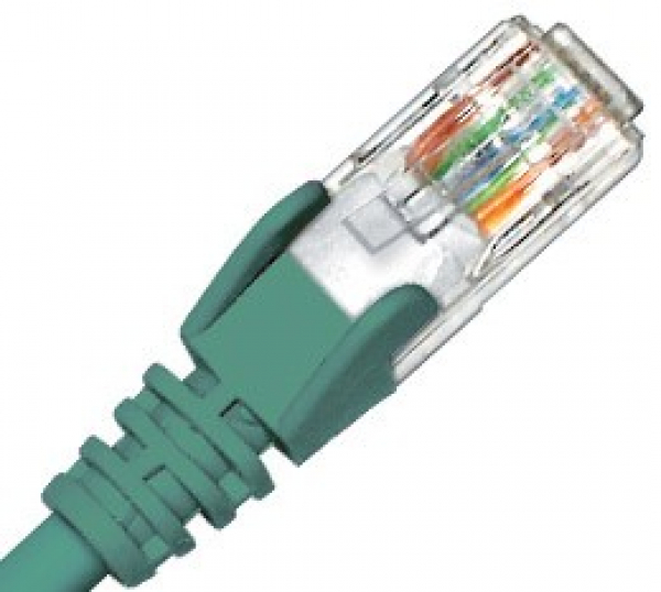 HYPERTEC ZYLAX Cat6 Green Patch Lead HCAT6GN5