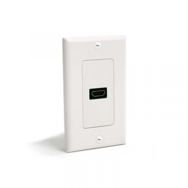 Startech Single Outlet Female Hdmi Wall Plate (HDMIPLATE)