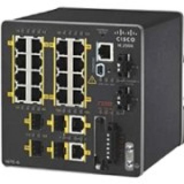 CISCO Ie 16 10/100 2 Fe Sfp+2 T/sfp IE-2000-16TC-G-L