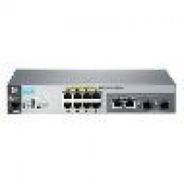 HP 2530-8g-poe+ Switch (10/100/1000 J9774A