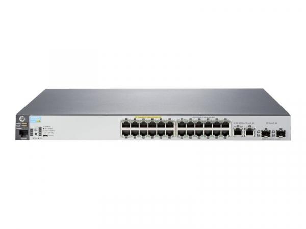 HP 2530-24-poe+ Switch (10/100 J9779A
